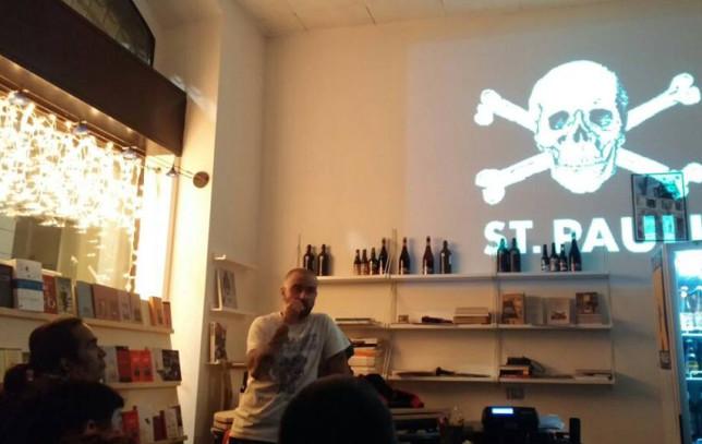 presentazione Nicolò Milano