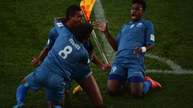 Fiji-Honduras 3-0