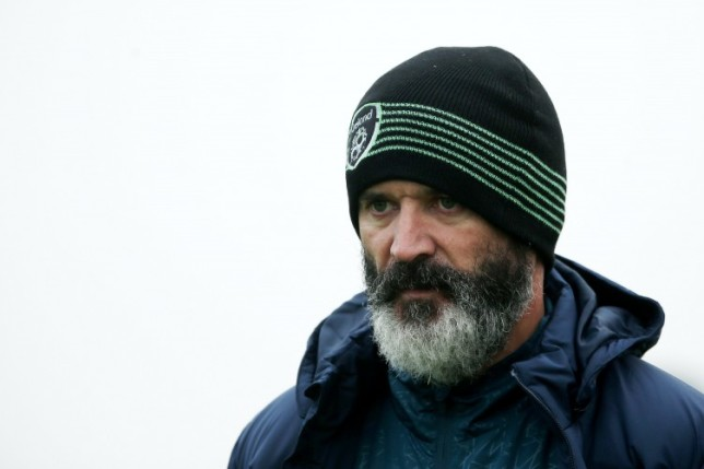 Keane coach ireland